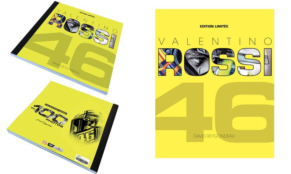 Le Livre de Valentino ROSSI